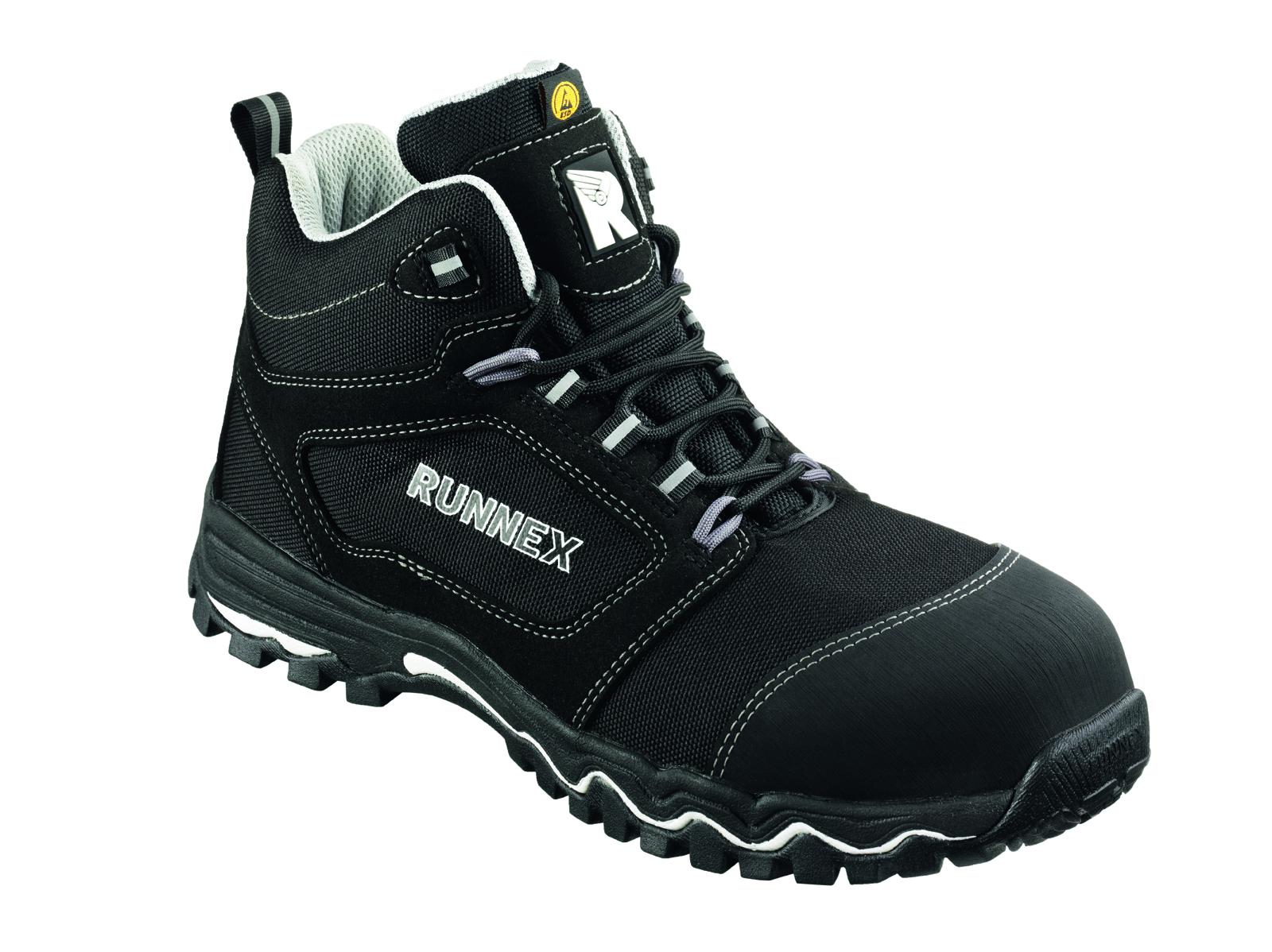 Runnex, Sicherheitsschnürstiefel S3 LightStar 5323