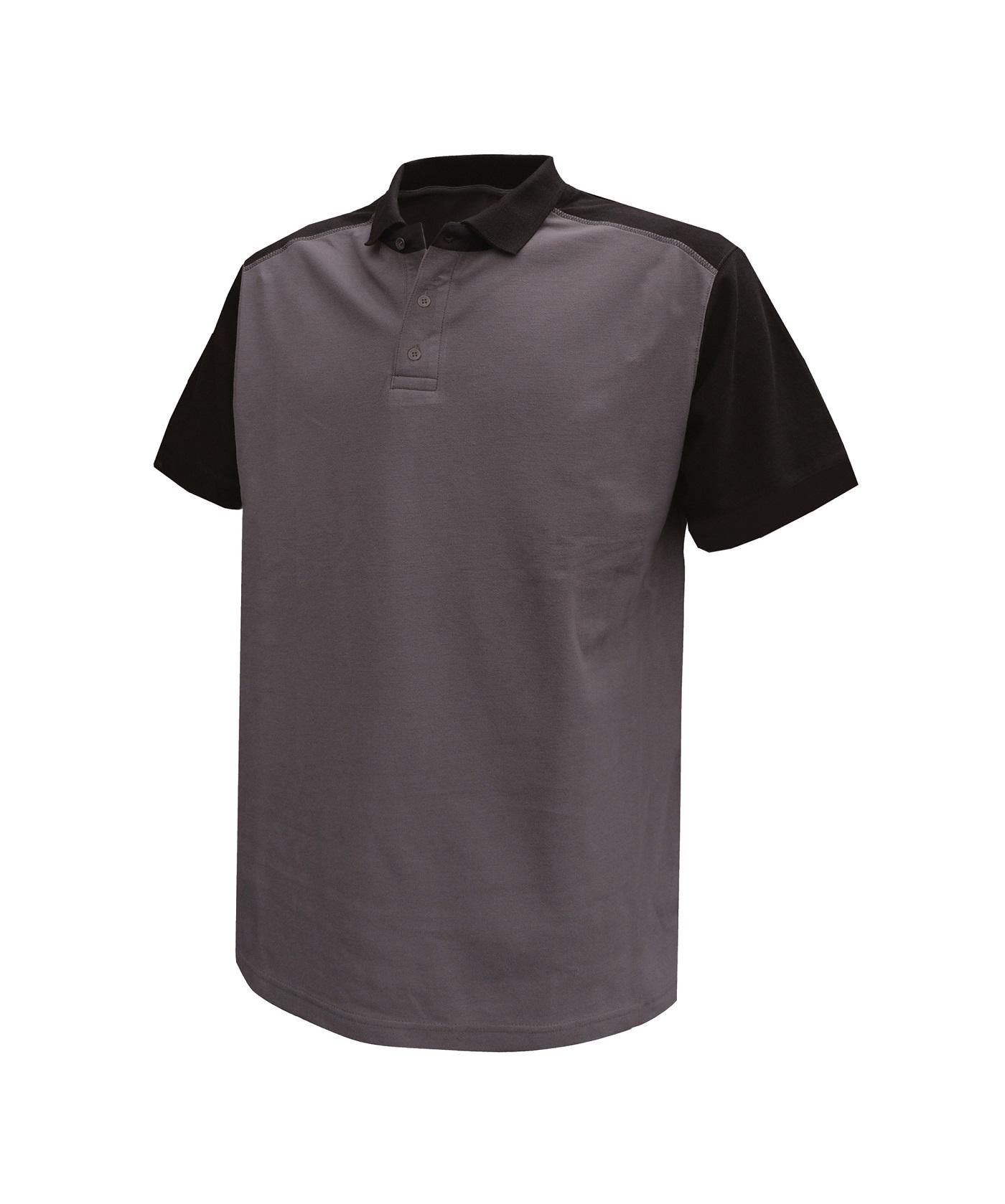 Dassy, Cesar zweifarbiges Poloshirt 710004