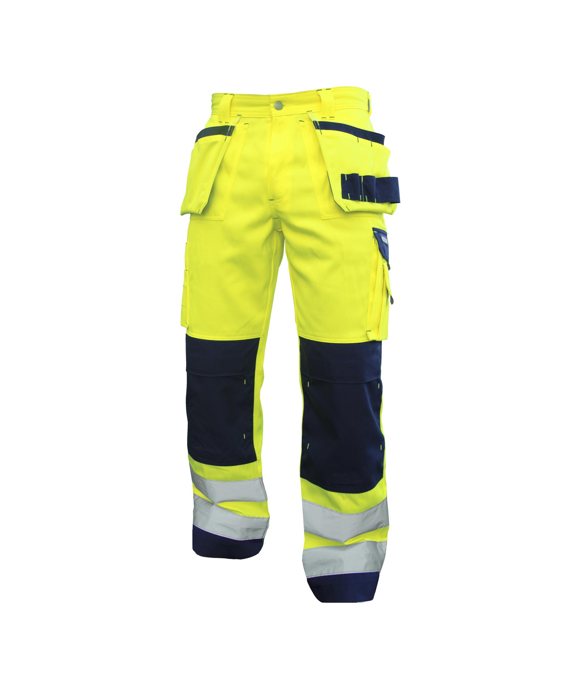 Dassy, Glasgow Warnschutz Bundhose mit Holster- und Kniepolstertaschen 200899