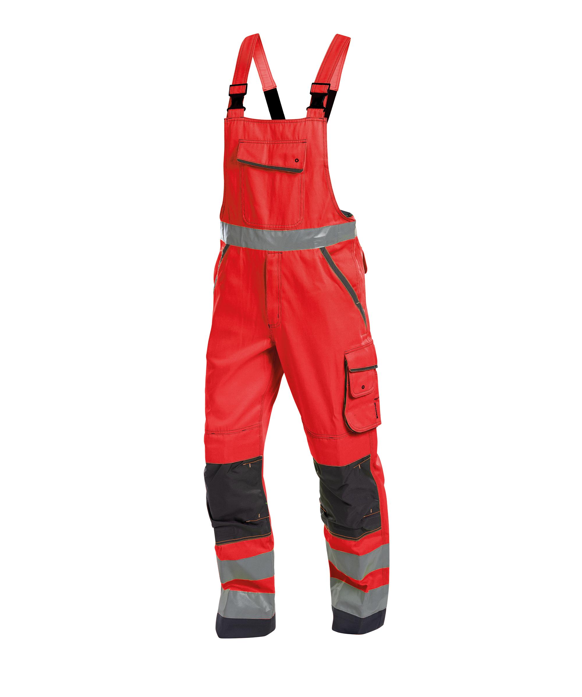 Dassy, Malmedy Warnschutz Latzhose mit Kniepolstertaschen 400156