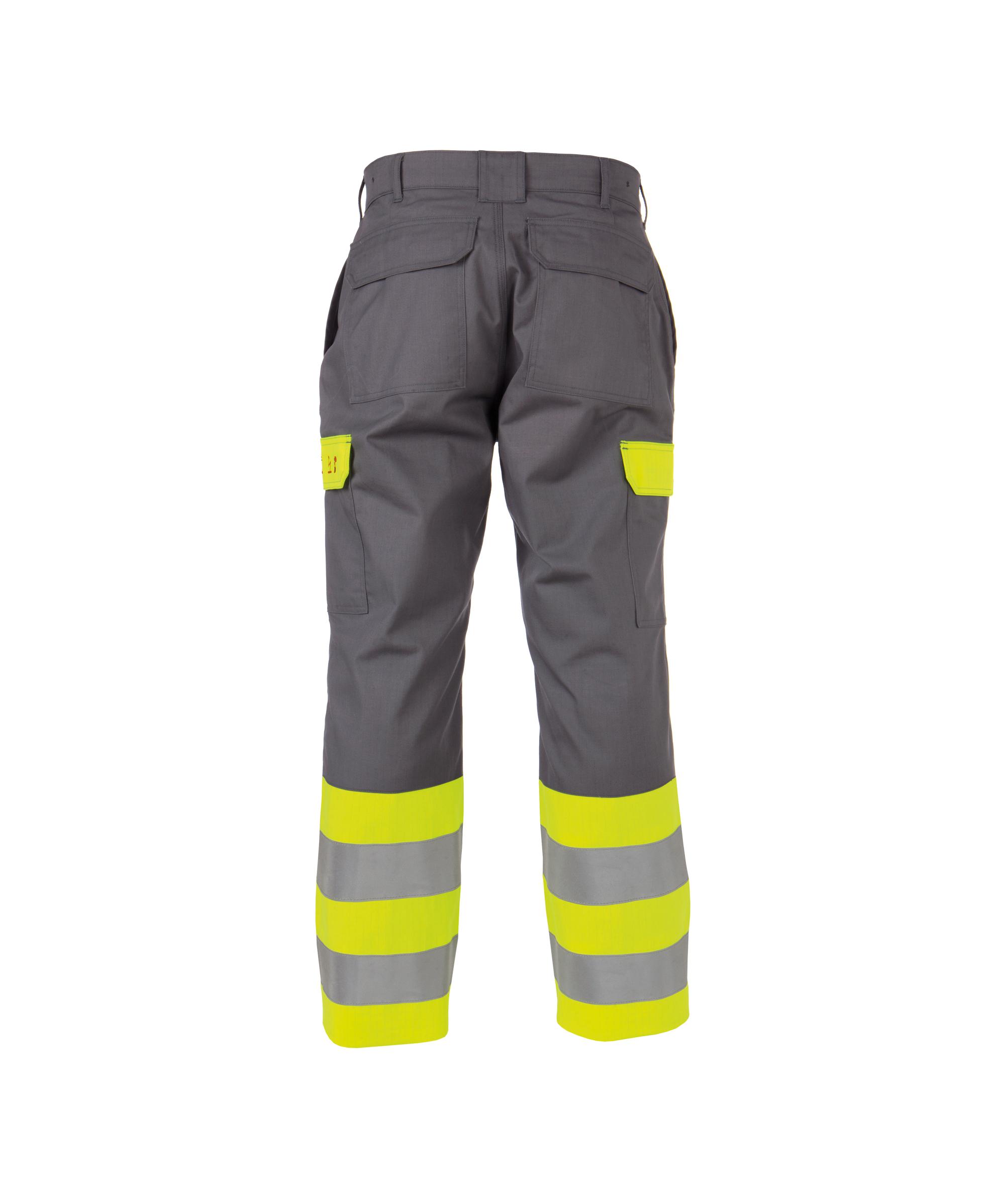 Dassy, Lenox zweifarbige Multinorm Warnschutz Bundhose mit Kniepolstertaschen 200818