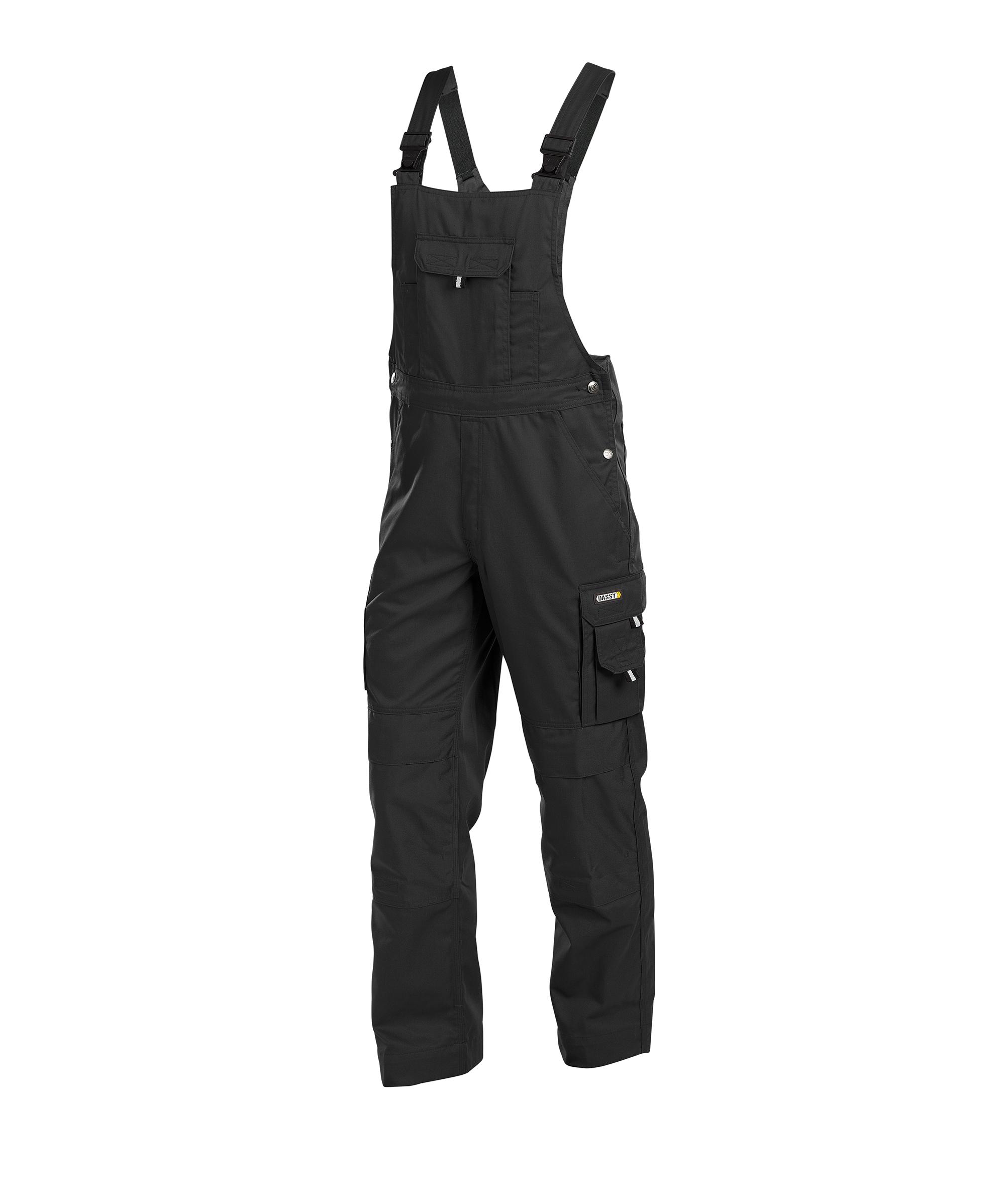 Dassy, Ventura Arbeitslatzhose mit Kniepolstertaschen 400101
