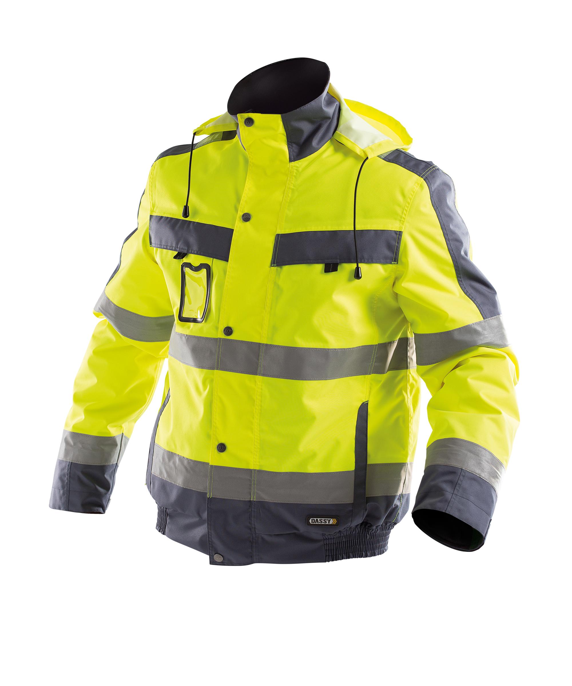 Dassy, Lima Warnschutz  Winterjacke 500120